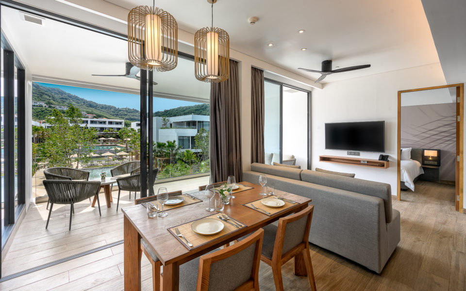 Two Bedroom Suite : STAY Wellbeing & Lifestyle Resort