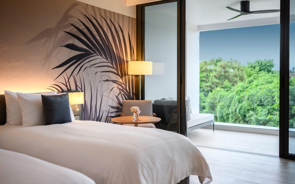 Junior Suite Garden View : Junior-suite-twin-stay-phuket