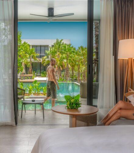 Rooms & Villas : Junior Suite