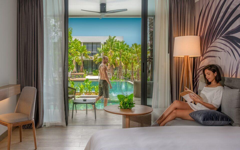 Junior Suite Pool Access : junior-suite-pool-access-stay-resort