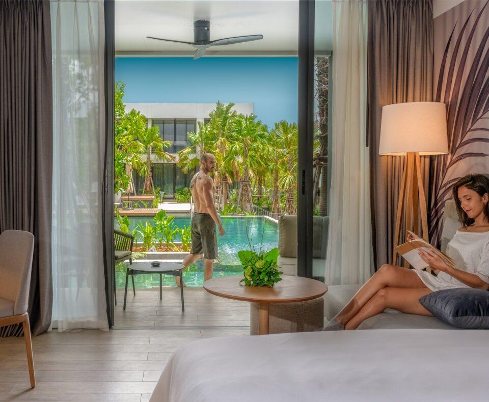 Junior Suite : junior-suite-pool-access-stay-resort