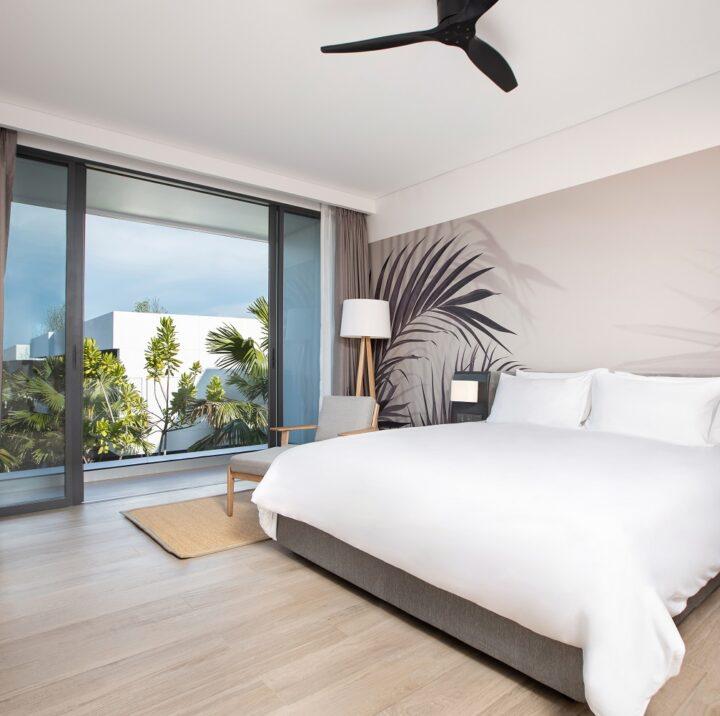 1 Bedroom Suite | STAY-WELLBEING-LIFESTYLE-RESORT_ONE-BEDROOM-SUITE-GARDEN-VIEW_BEDROOM