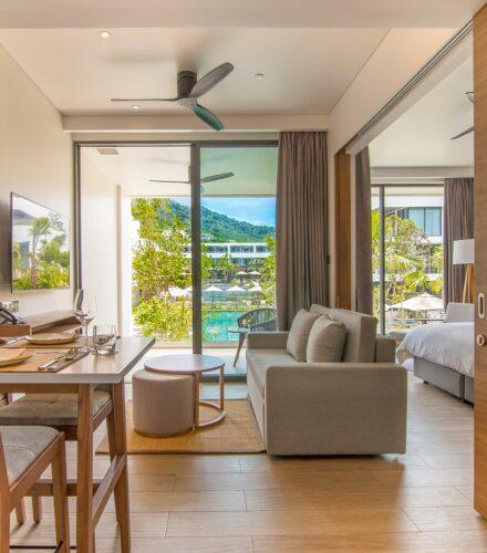 Rooms & Villas : 1 Bedroom Suite