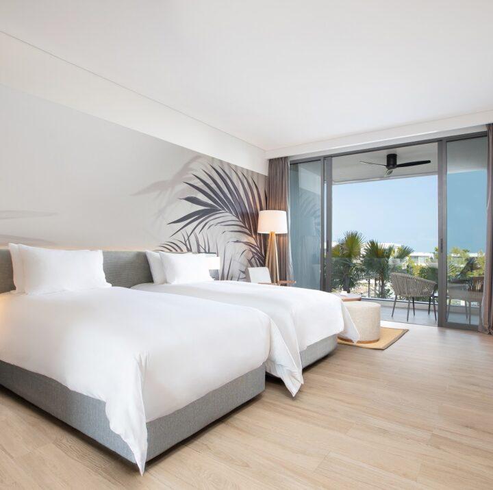 ห้องวิลล่า 3 ห้องนอน | STAY-WELLBEING-LIFESTYLE-RESORT_THREE-BEDROOM-VILLA_BEDROOM