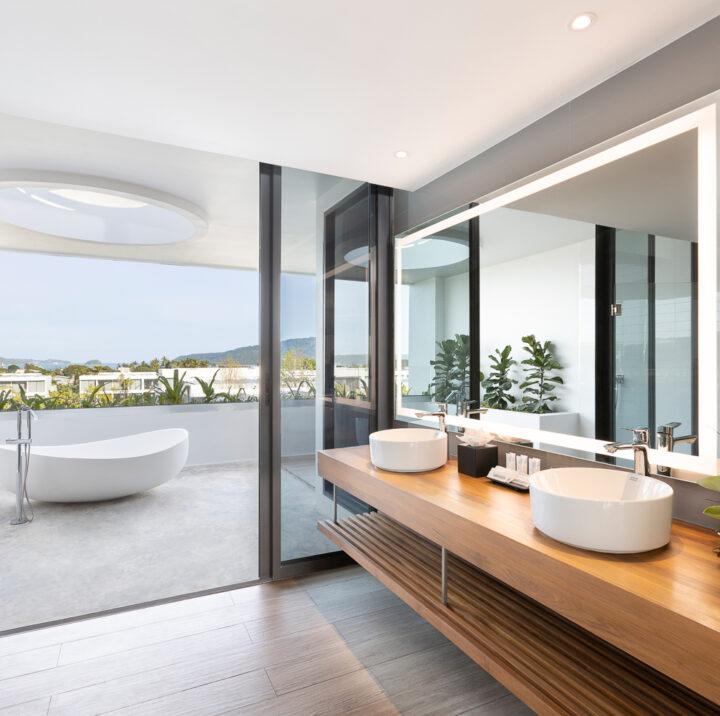 3 Bedroom Private Pool Villas   STAY-WELLBEING-LIFESTYLE-RESORT_THREE-BEDROOM-VILLA_SHOWER-ROOM