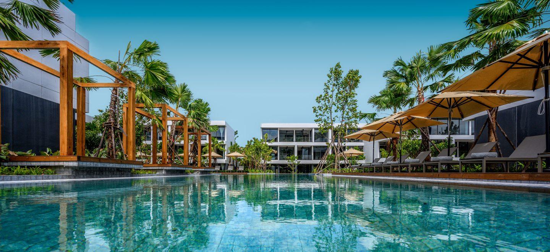 SHA PLUS Sandbox Hotel in Phuket
