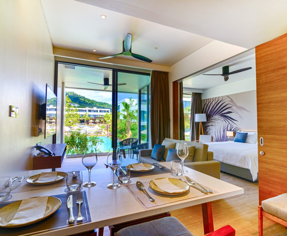 1 Bedroom Suite : STAY Wellbeing & Lifestyle Resort