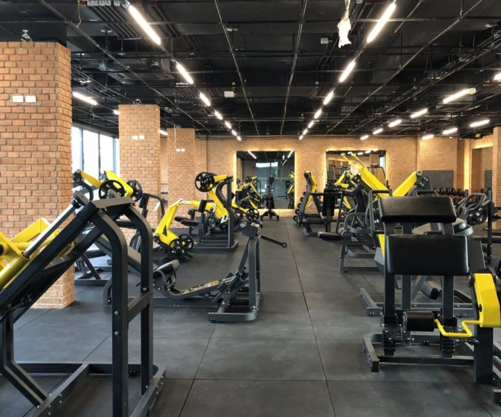 Best Gym In Phuket Welcome To STAY FIT : Best Gym In Phuket Floor 2