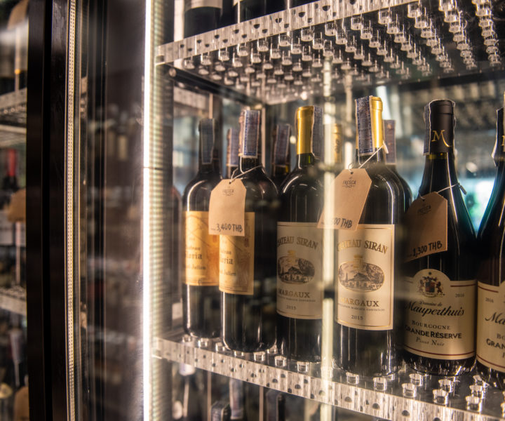 The Wine Cellar : STAY Wellbeing & Lifestyle Resort
