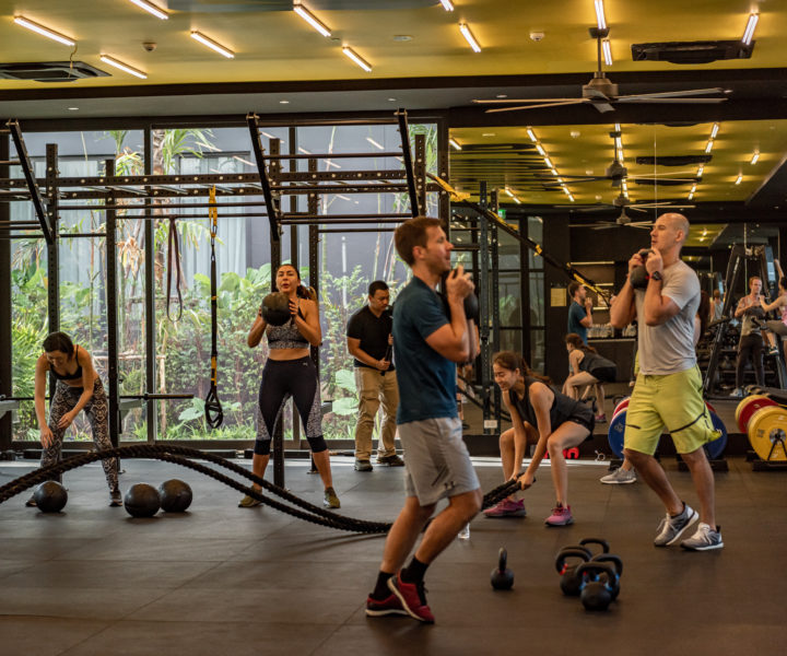ฟิตเนสที่ดีที่สุดในภูเก็ต<br>ยินดีต้อนรับสู่ STAY FIT : STAY Wellbeing & Lifestyle Resort
