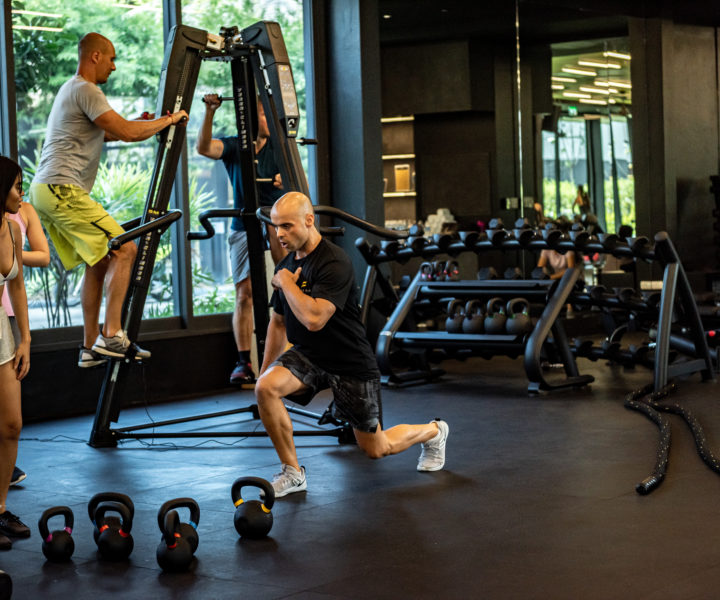 Station 10 HIIT Class : STAY Wellbeing & Lifestyle Resort