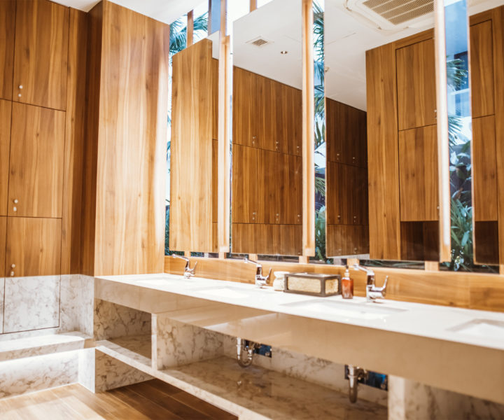 SHOWER, LOCKER & ONSEN ACCESS @ LE SPA : STAY Wellbeing & Lifestyle Resort