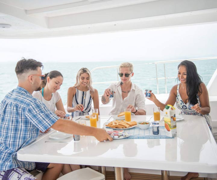 Yacht Charters & Tours : STAY Wellbeing & Lifestyle Resort