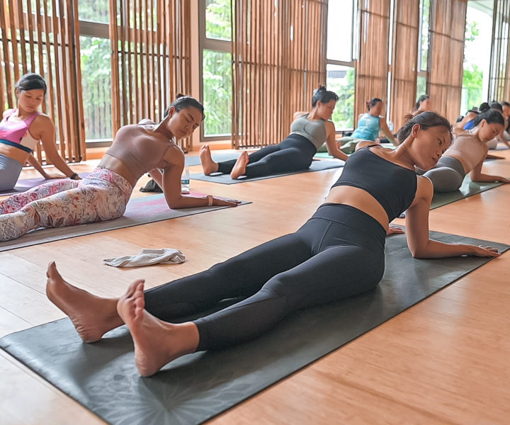 Yoga In Phuket  <br>  Om Studio : STAY Wellbeing & Lifestyle Resort