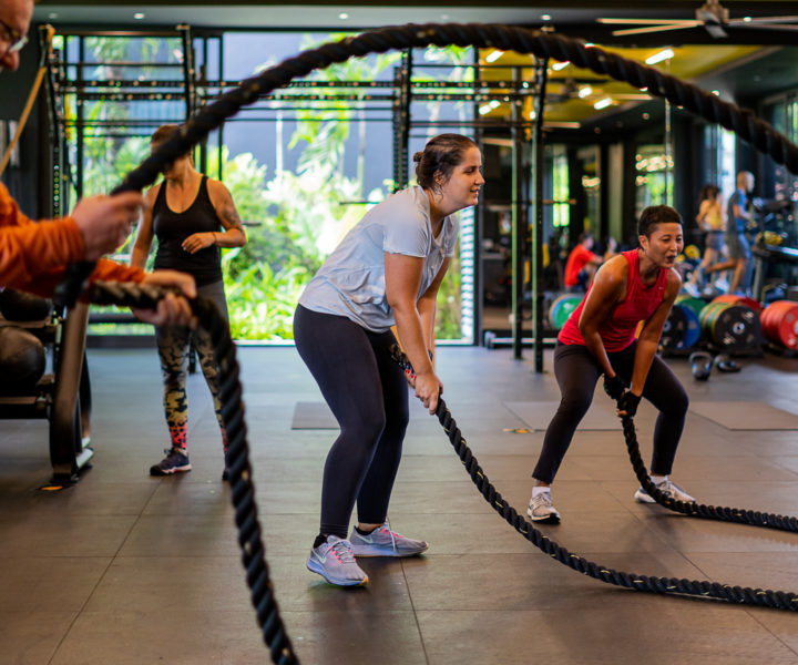 Best Gym In Phuket Welcome To STAY FIT : STAY Wellbeing & Lifestyle Resort