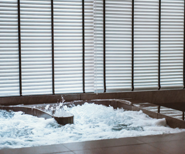 Onsen Wet Area : STAY Wellbeing & Lifestyle Resort
