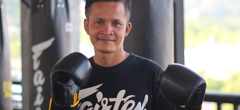 muay thai gym rawai phuket