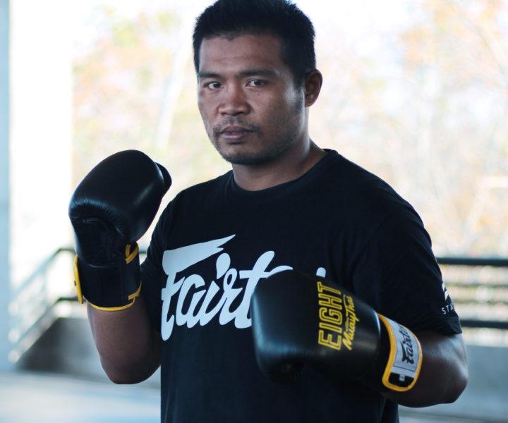 Personal Trainers in Phuket : muay thai rawai phuket