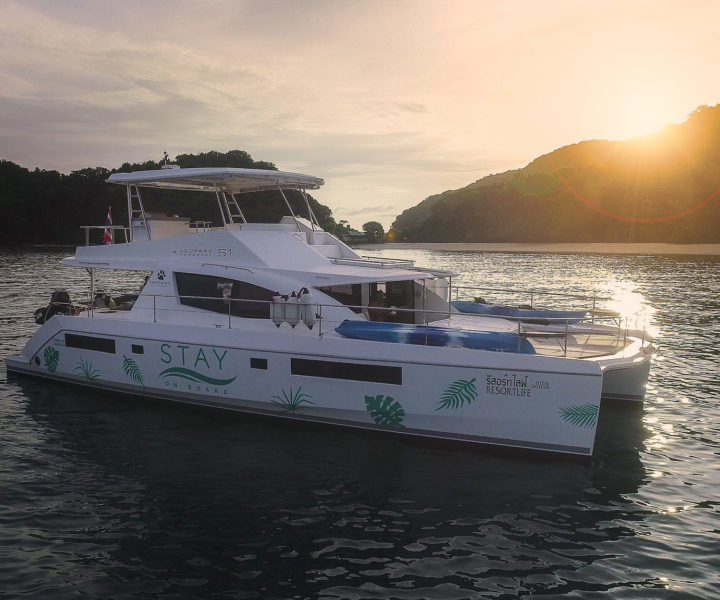 Yacht Charters & Tours : sunset yacht phuket STAY resort