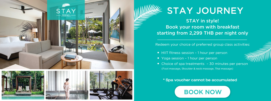 stay healthy hotel offer stay phuket resort