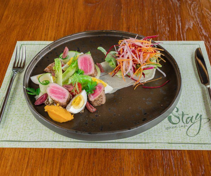 Stay Green Cafe : Tuna stay green phuket