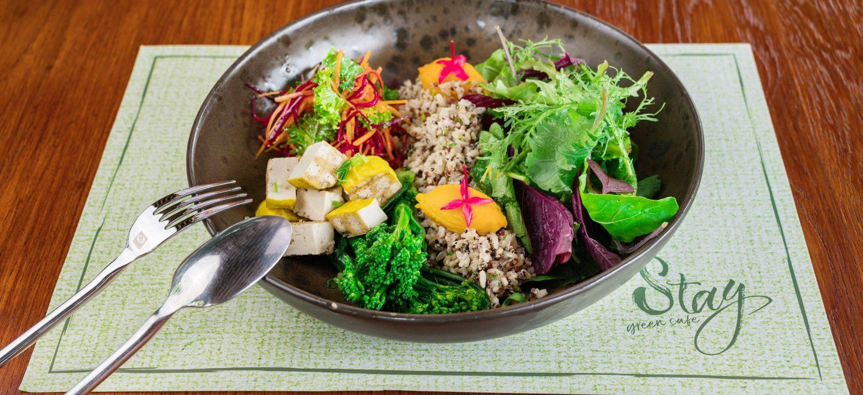 vegetarian stay green phuket
