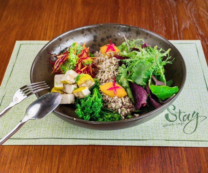 Stay Green Cafe : vegetarian stay green phuket