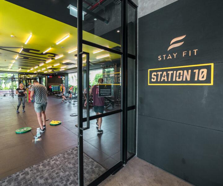 Station 10 HIIT Class : Station10 Stayfit Rawai Phuket