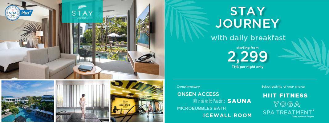 stayjourney phuket resort deal