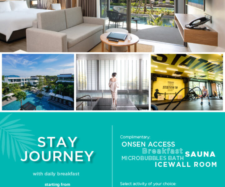 STAYJOURNEY Package