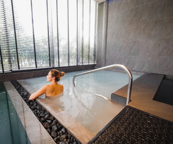 Onsen Wet Area : microbubbles lespa by Stay SHA plus resort