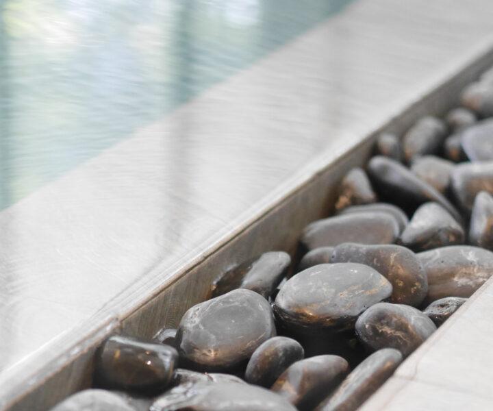 Onsen Wet Area : cold bath SHA+ PLUS resort in sandbox phuket