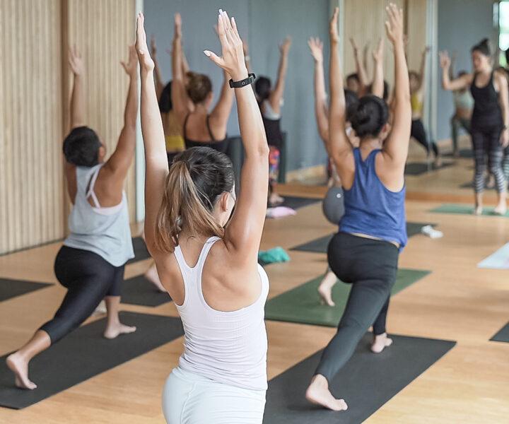 Fitness Packages : vinyasa yoga phuket