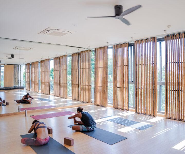 โยคะในภูเก็ต<br>Om สตูดิโอ : vinyasa yoga phuket