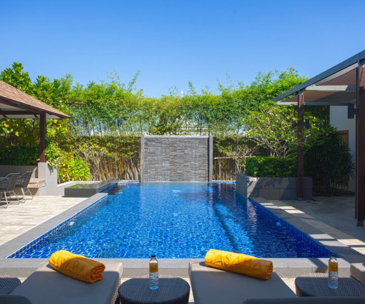 3 to 6 Bedroom Private Pool Villas with Seaview : 3-bedroom-private-pool-rawai