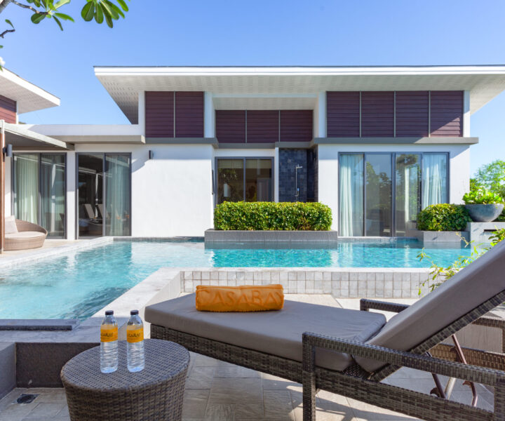 3 to 6 Bedroom Private Pool Villas with Seaview : 6-bedroom-private-pool-villa-rawai