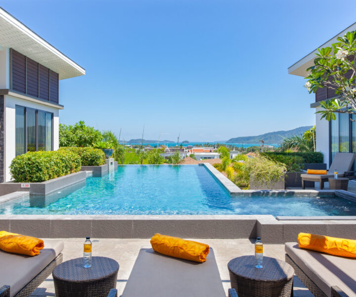 3 to 6 Bedroom Private Pool Villas with Seaview : 6-bedroom-private-seaview-rawai