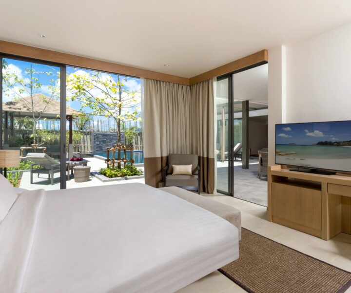 3 to 6 Bedroom Private Pool Villas with Seaview : 3-bedroom-private-pool-phuket